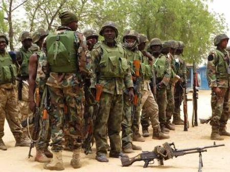 Tension As Another Soldier Battling Boko Haram Commits Suicide In Borno