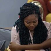 BBNaija; Nengi in tears as Ozo and other housemates ignore her during the houseparty (video)