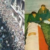 لماذا أمر  الشيخ الشعراوي بفتح المسجد ليلة كاملة لبقاء جثمان عبدالحليم حافظ؟