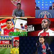 Update: Arsenal Complete 1st Signing, PSG President Drops Hint About Neymar Jr. Amid Barcelona Link