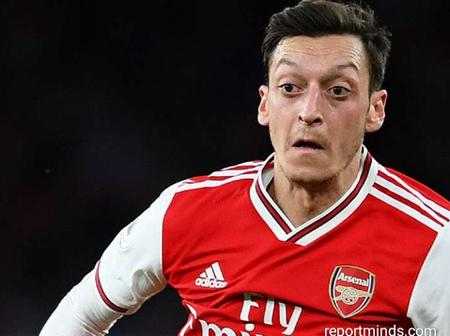 Mesut Ozil Is Still A Part Of Arsenal's Team - Bernd Leno