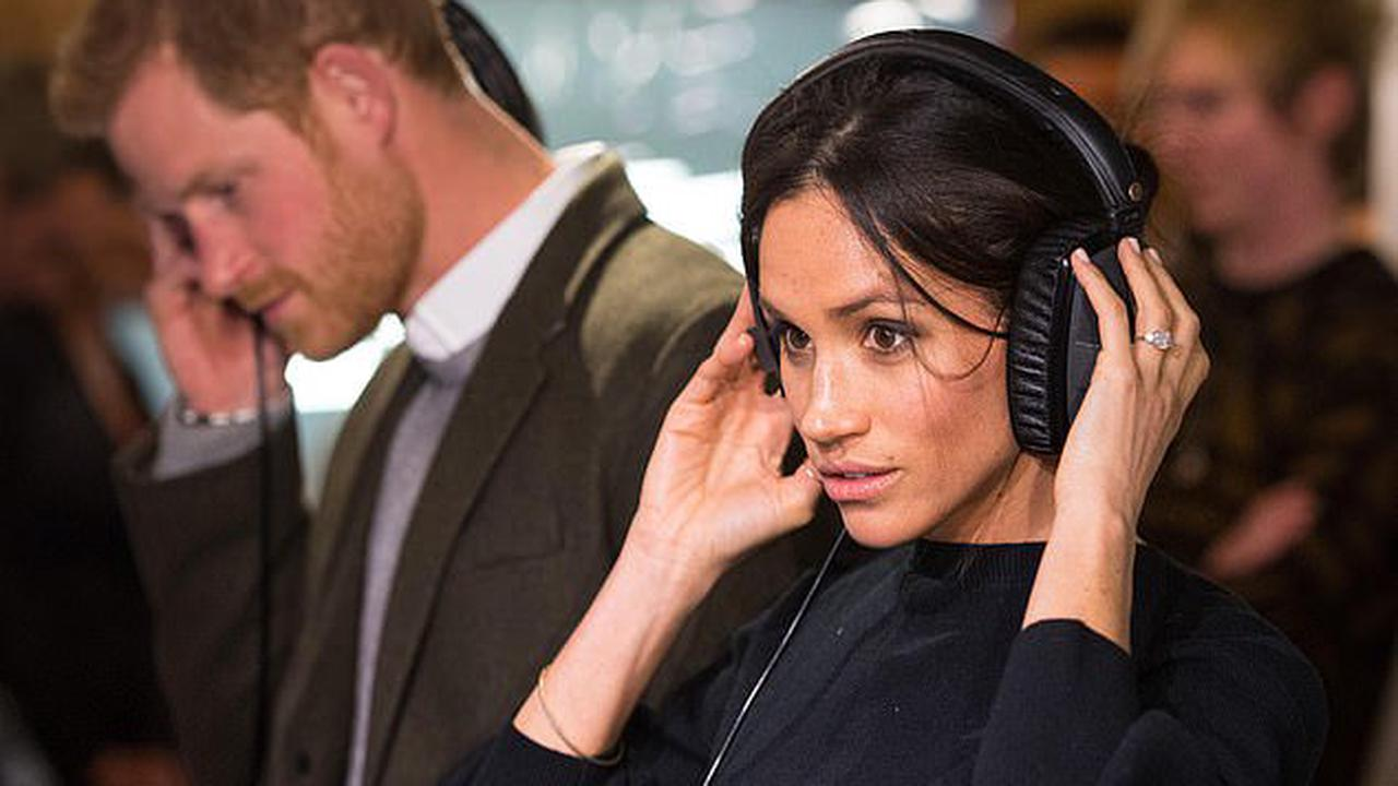 Meghan and Harry have given Spotify just 35 minutes of content so far in their £18m deal it is revealed as expert says 'the people paying them a lot of money will want something in return'