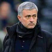 What Jose Mourinho Said After Losing to Man United