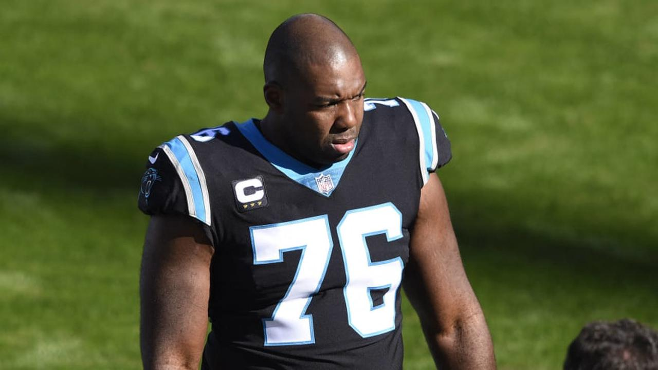 Panthers' Russell Okung to be paid in Bitcoin