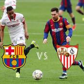 Barcelona vs Sevilla preview: Can Barca qualify after losing 2-0 in the first leg?