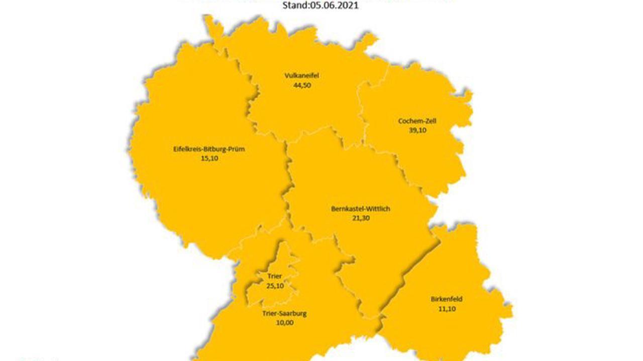 +++ Aktuell: Überblick Corona-Zahlen in der Region – die Lage in unseren Landkreisen +++