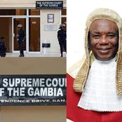 Meet the student of Tsatsu Tsikata who is a renowned Gambian Supreme Court Judge (Read more)