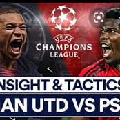 OPINION: 2 Reasons Why Manchester United Will Beat PSG 3 Goals To Nothing In The Champions League.