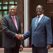 ODM Supporters React Over Handshake Cracks Reports