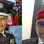 Nnamdi Kanu Sends Strong Warning To Oyo CP Concerning Igboho's Arrest