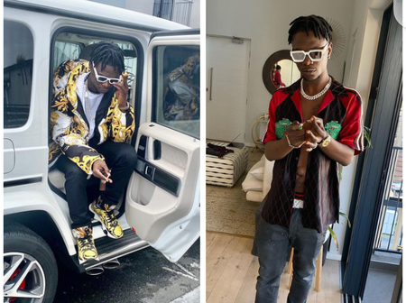 Meet the popular musician who has a striking resemblance with Laycon