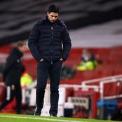 Arsenal's Mikel Arteta Not Concerned About Getting Sacked After Latest Arsenal Woes