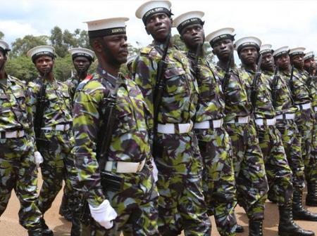 HIV STI Pregnancies and Drug Abuse Locked Out Many KDF Recruits at Embakasi Garrison