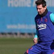 L'environnement de Messi nie que Léo étudie le français