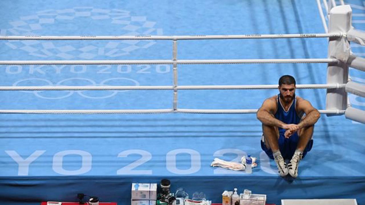 JO de Tokyo: Mourad Aliev disqualifié, terrible déroute pour la boxe française à Tokyo