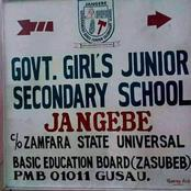 After Girls Were Kidnapped From Zamfara Girls' School, Check Out What The Parents Did (Photos)