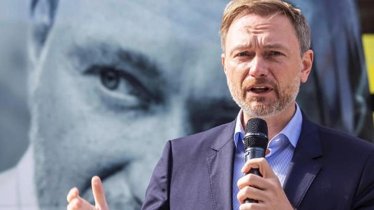 """Lindner: Regierungsbildung ist """"kein Wunschkonzert"""""""