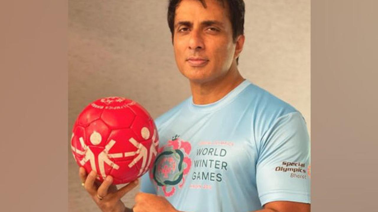 Sonu Sood becomes the Brand Ambassador at Special Olympics