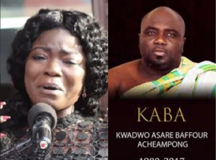 b2ad3186ae8946dc95469e8908091ee6?quality=uhq&resize=720 - 4-Years After The Sudden Death Of Radio Presenter Kaba, Afia Pokua Sadly Reminisces About Him
