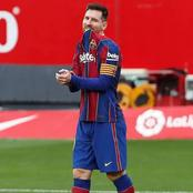 After Win Over Sevilla, Lionel Messi Confirmed Most In-Form Player