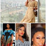 Ini Edo, Funke Akindele, Others Reacts As Genevieve Stuns In Recent Picture Uploaded Online(Photos)