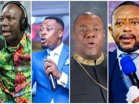 Know the wives of your popular Ghanaian prophets, Reverend, Bishop and Apostles (photos)