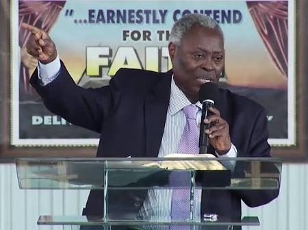 Pastor Kumuyi List 7 Steps Believers Need To Identify With Christ This Easter Period