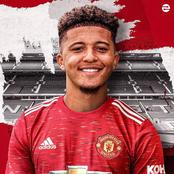 OFFICIAL, Man U to Complete Sancho Deal, Garcia to Barca, Arsenal to sign Solomon & Van Dijk News