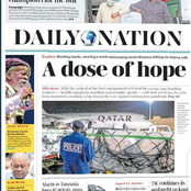 Newspapers: Teachers In Trouble As TSC Recognizes Third Union, Raila And Kingi Clash At Coast