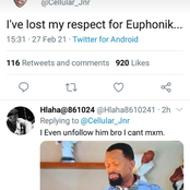 Euphonik get himself into another trouble after his tweets