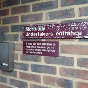 Why Do Mortician Knock At Door Before Entering Mortuary? See Scary Experiences