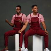 BBNaija Elozonam Celebrates His Birthday With His Twin With Cute Childhood Photos