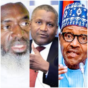 Today's Headlines: Buhari Sends Birthday Message To Dangote; It Is Easier For Me To Meet Bandits Than Buhari - Gumi