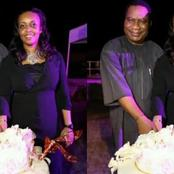 21 Years After Marriage, See The Family of Alison Madueke (PHOTOS)