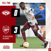 SEE The 4 Players That Were Responsible For ARSENAL'S Dominant 0:3 Victory Over Molde