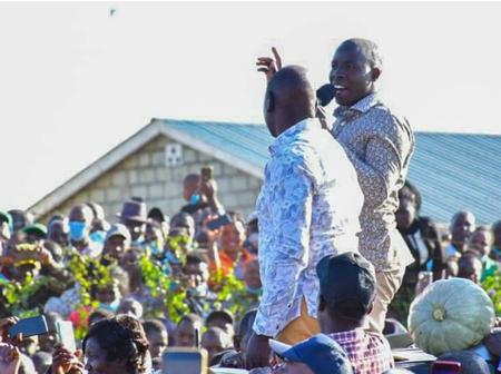 It's Kosgeys Versus Sang Again in Nandi Gubernatorial Battle