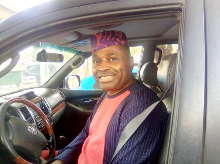 Take acting as hubby, have other sources of income – Kenneth Okonkwo
