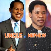 Meet The Nephew Of Pastor Chris Oyakhilome Who Produced The Gospel Music