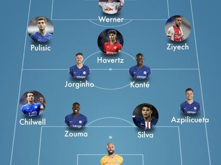 Opinion: Frank Lampard Should Be Sacked if He Fails to Use This Lineup Against Sevilla