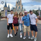 Christian Pulisic And His Lovely Family(Photos)