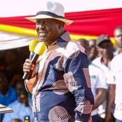 Ndii Makes Wild Observation, Predicts Powerful Post Muhoho Might Hold in Raila's 2022 Government