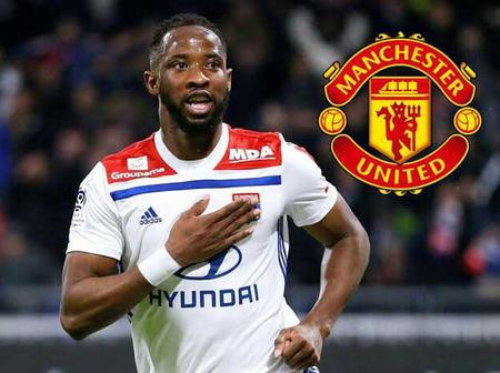 Manchester United could announce the signing of Moussa Dembele during winter.