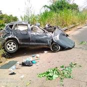 Drame : trois membres d'une même famille perdent la vie sur l'axe Zuénoula -Manfla