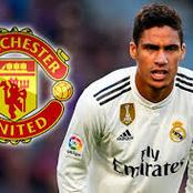 Manchester United Prepared to Move For Real Madrid Defender