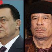 بعد مشاهدته فيديوهات مقتل القذافي علي يد الثوار..الرئيس الأسبق مبارك قام برد فعل غير متوقع!