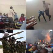 Today's Headlines: Bandits Kill Six in Kaduna, Student Allegedly Beats Teacher, Security Guard in Osun