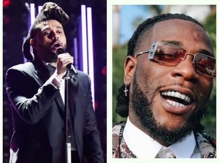 Weeknd calls the 'Grammys corrupt' after they nominated Burna Boy and others but left out his Album.