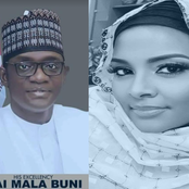 Meet Sanni Abacha's Daughter Married To Yobe State Governor As 4th Wife
