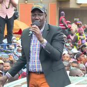 Schedule Of DP Ruto's Weekend Visit To David Murathe's Backyard Revealed
