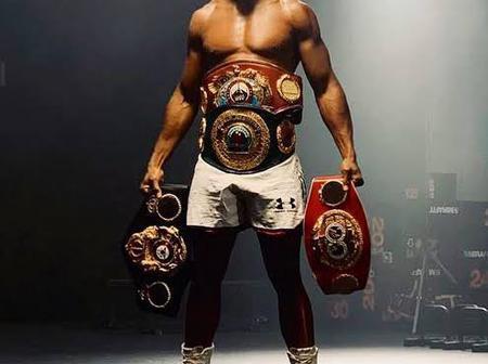 Anthony Joshua: The Yoruba Man that conquered the world